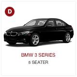 BMW CABS Chauffeur Drive